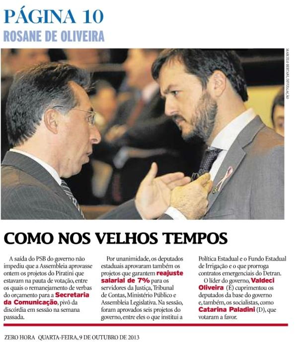 09.10 ZH_Rosane de Oliveira