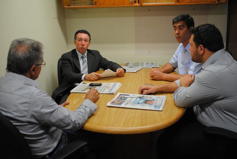 Trabalho em conjunto com a prefeitura de Itacurubi