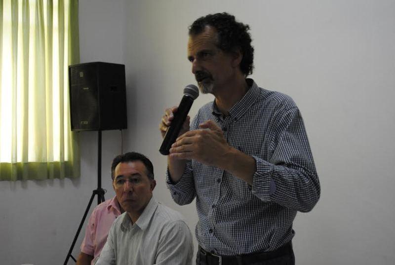 Secretário de Planejamento, Gestão e Participação Cidadã, João Motta