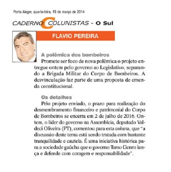 19.03 O Sul_Flavio Pereira