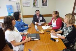 Líder do governo recebe representantes dos servidores do DAER