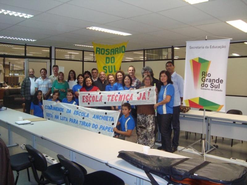 20140319_Escola Técnica Rosário do Sul