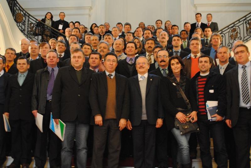 Governador recebeu Marcha em 2013.