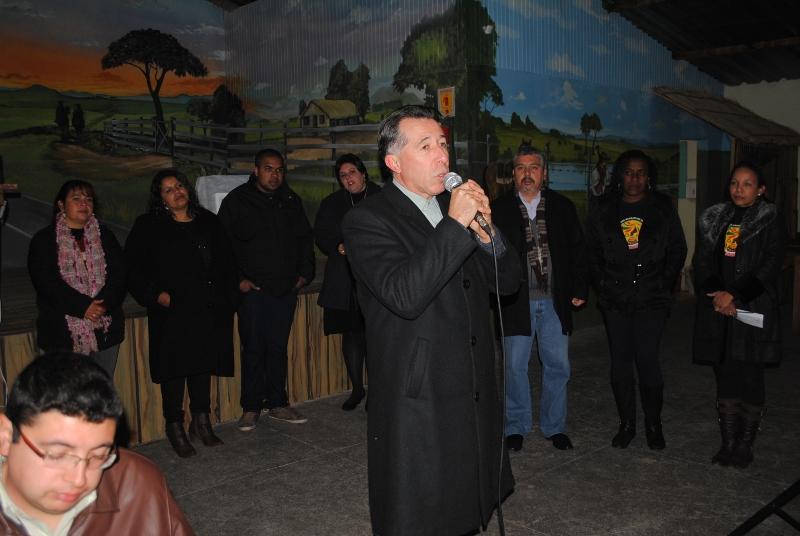 Agenda com a Associação Asnir em Santana do Livramento.