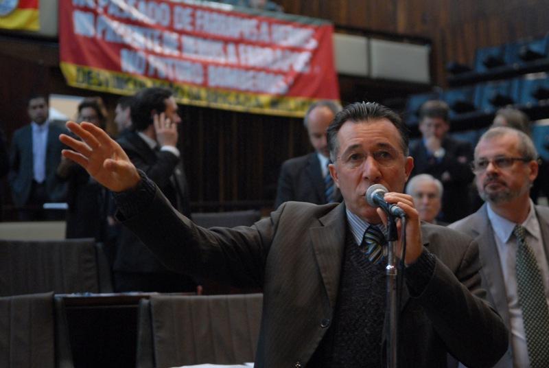 Valdeci defendeu aprovação da PEC