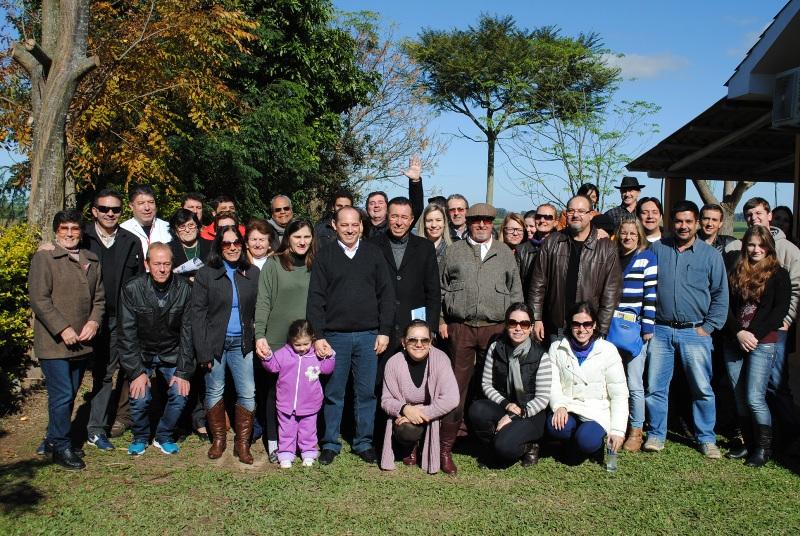 Conselho Político reuniu-se no distrito de Palma