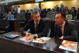 Valdeci dá continuidade ao mandato na Assembleia Legislativa