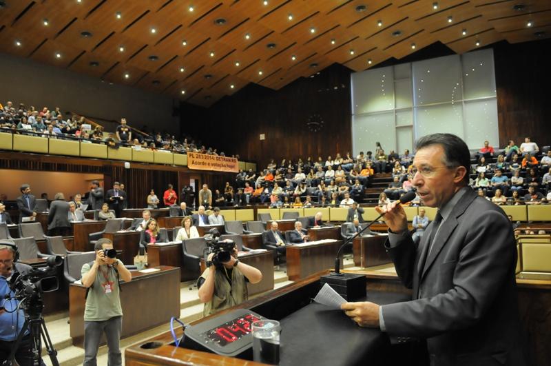Valdeci votou contra pagamento de auxílio-moradia a juízes