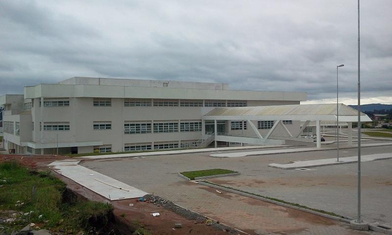 Hospital Regional está em fase final de construção em Santa Maria