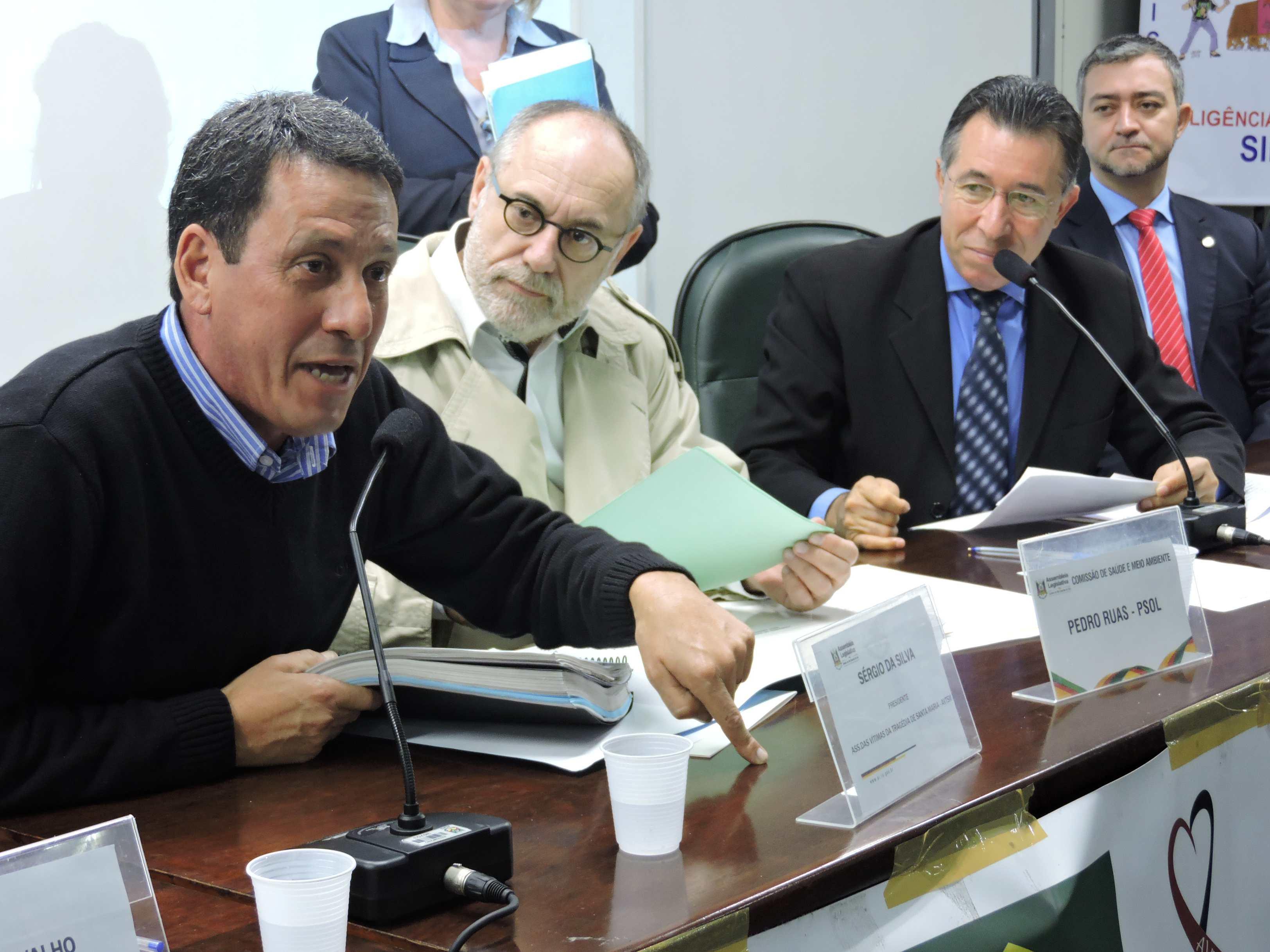 Audiência pública sobre atendimento de saúde das vítimas da Kiss ocorreu no dia 27 de maio, na Assembleia.