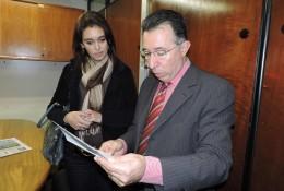 Valdeci recebeu convite da presidente da Câmara de Formigueiro