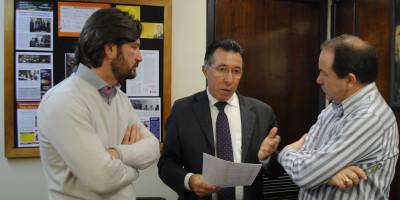 À CDL de Santa Maria, Valdeci confirma voto contra tarifaço