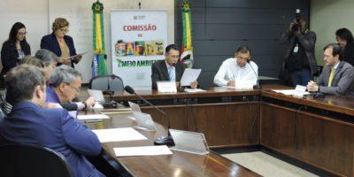 Reunião da Comissão de Saúde e Meio Ambiente da Assembleia